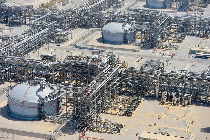 أرامكو تدشن محطتين لضغط وضخ الغاز بالسعودية