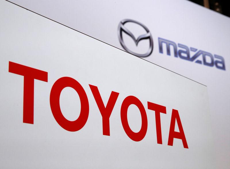 تويوتا ومازدا تتحالفان لبناء مصنع أمريكي بقيمة 1.6 مليار دولار