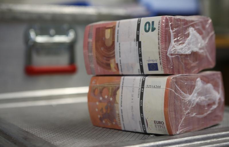 اليورو يسجل اعلى مستوياته  في عامين ونصف