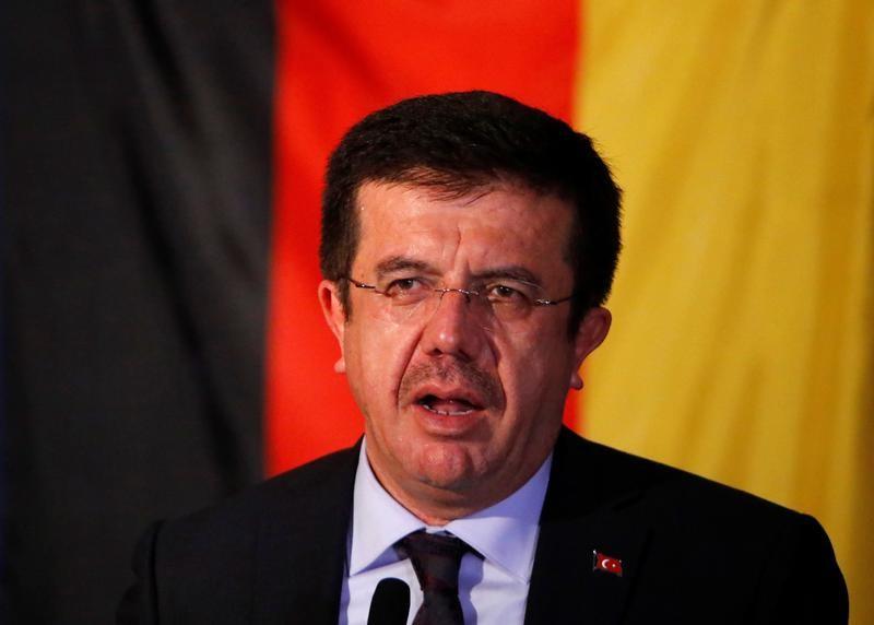وزير: تركيا تسعى لمعدل نمو أعلى من 6% في 2017