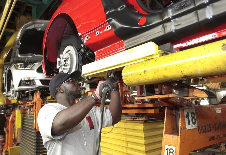 ارتفاع الإنتاج الصناعي الأمريكي 0.2% في يوليو