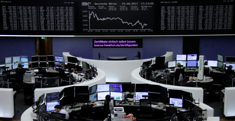 أسهم أوروبا تغلق منخفضة متأثرة بقطاع الإعلام