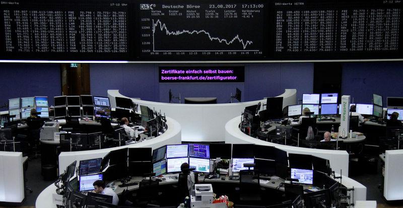 القطاعات المرتبطة بالدورة الاقتصادية ترفع أسهم أوروبا