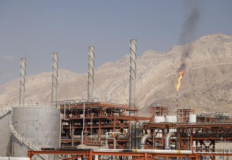 رئيس الجمارك: نمو صادرات إيران من حقل بارس الجنوبي للغاز 12%