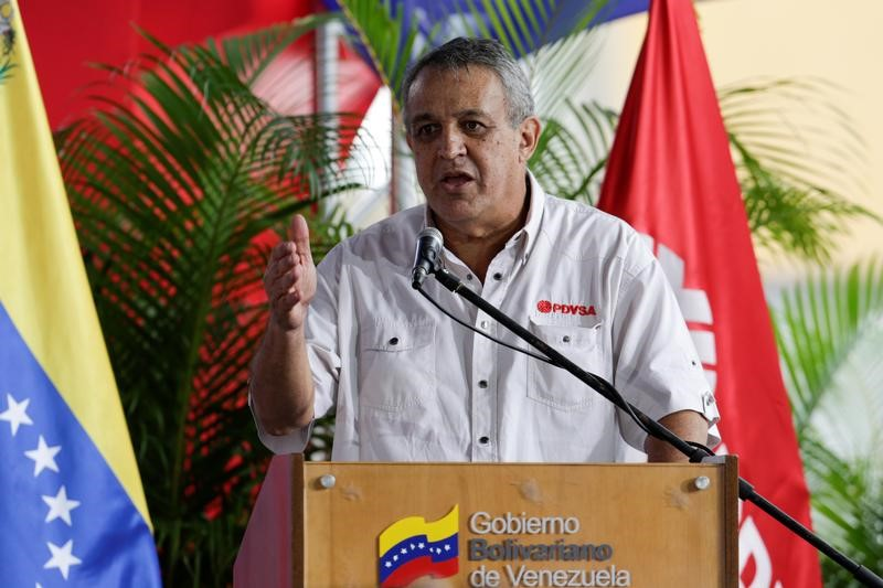 وكالة: وزير النفط الفنزويلي يزور روسيا والسعودية قبيل اجتماع أوبك