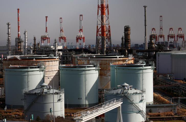 واردات اليابان من النفط الإيراني تهبط 34.7% في يوليو