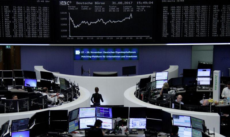 نتائج الشركات تدعم الأسهم الأوروبية