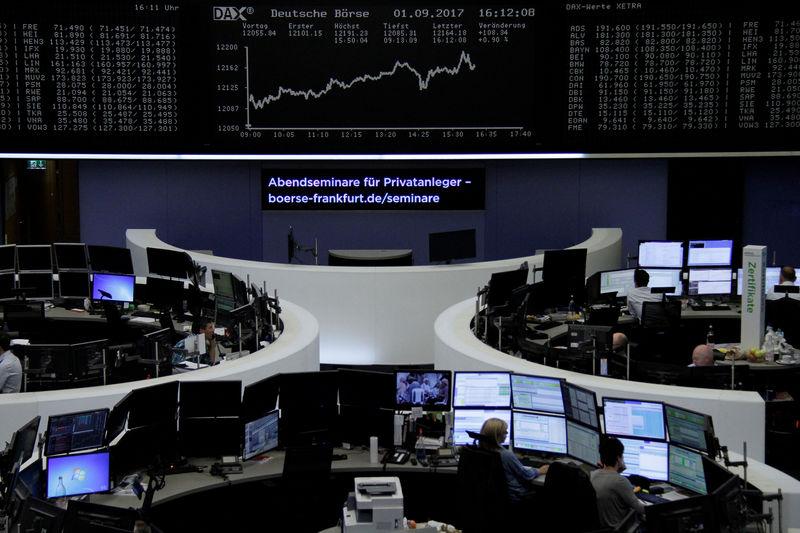 أسهم أوروبا تنخفض وسط موجة بيع بعد اختبار كوريا الشمالية النووي