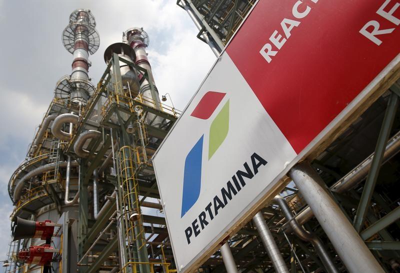 حصري-مصادر: برتامينا الإندونيسية تحصل على أول ترخيص لتصدير زيت الغاز