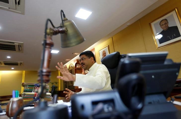 حصري-وزير: الهند تخطط للتقدم بعرض للتنقيب عن النفط والغاز في إسرائيل