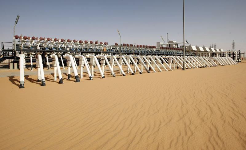 مهندس: إجلاء عمال أجانب من حقل الشرارة النفطي في ليبيا