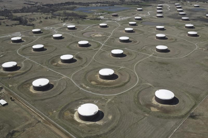 معهد البترول: مخزونات النفط الأمريكية ترتفع 2.8 مليون برميل في أسبوع