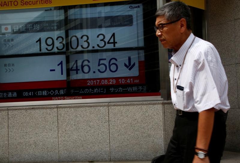 المؤشر نيكي يهبط 0.51 % في بداية التعامل بطوكيو