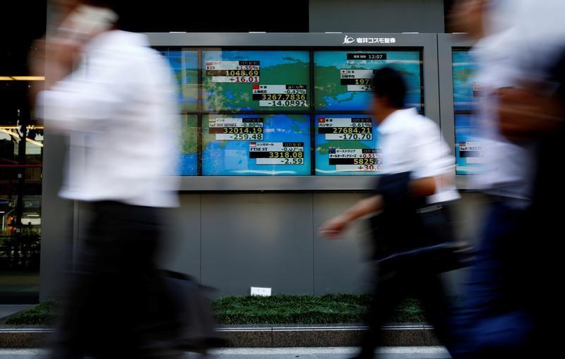 الأسهم اليابانية تهبط مع تأهب المستثمرين لعطلة في كوريا الشمالية