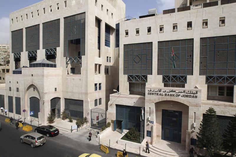 انخفاض احتياطي العملات الأجنبية للأردن 14% نهاية سبتمبر