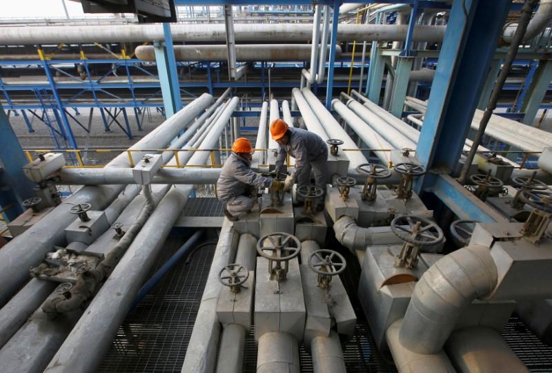 قفزة بواردات الصين من النفط والغاز في سبتمبر