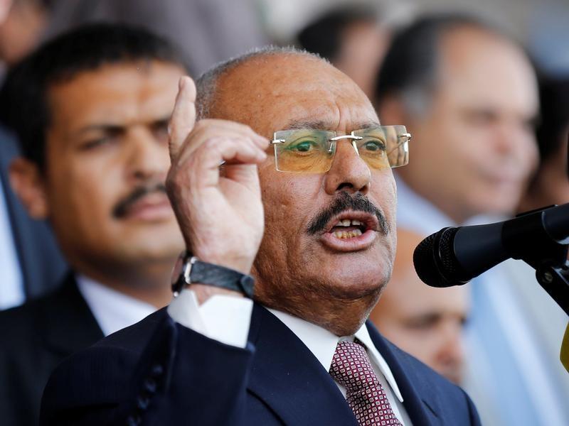 صحة الرئيس اليمني السابق صالح مستقرة بعد جراحة أجراها أطباء روس