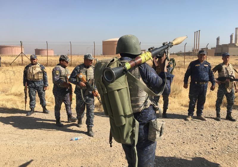 مسؤول عراقي: إنتاج النفط والغاز في كركوك يمضي كالمعتاد رغم العملية العسكرية