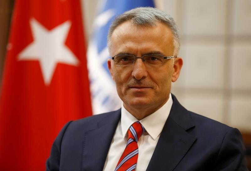 عجز الموازنة التركية ينخفض إلى 6.4 مليار ليرة في سبتمبر