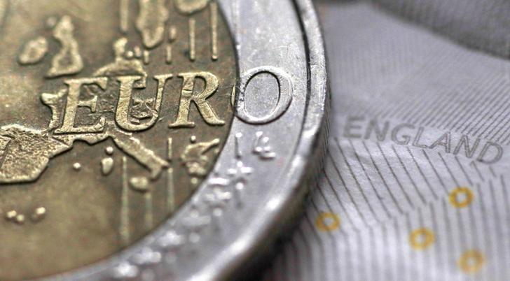 اليورو يهبط بعد أكبر زيادة أسبوعية في شهر