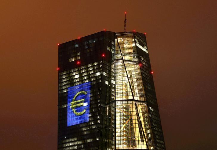 مصدر: المركزى الأوروبي يدرس مراجعة مساهمين في دويتشه بنك
