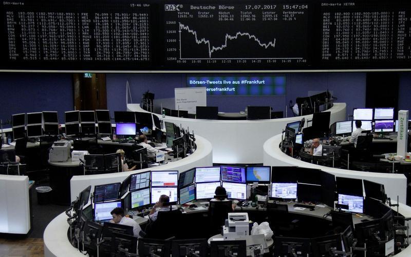 الأسهم الاوروبية تستقر بعد صعودها لأعلى مستوى في 3 أسابيع