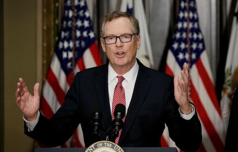 أمريكا تعلن بدء محادثات نافتا في واشنطن 16 أغسطس