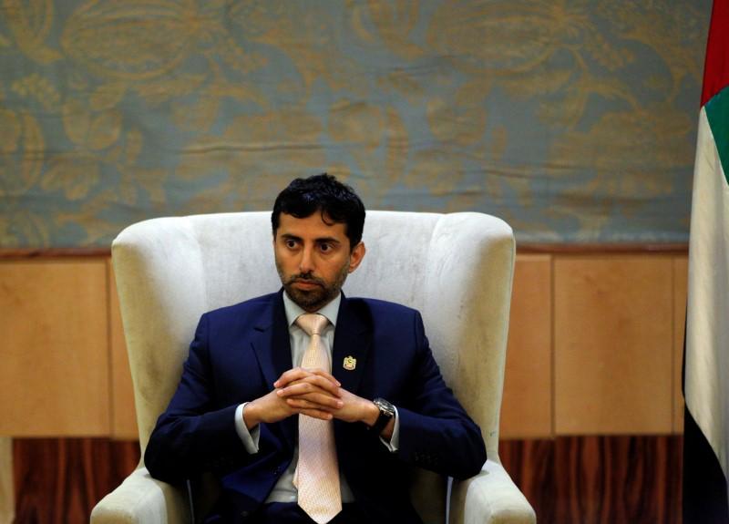 وزير طاقة الإمارات: من المبكر الحديث عن خفض إضافي لإنتاج النفط