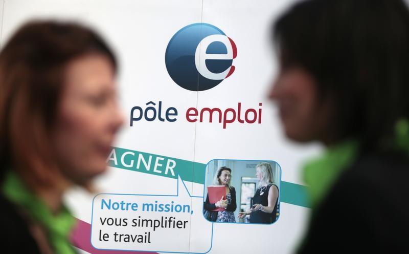 إجمالي عدد العاطلين في فرنسا يتراجع في يونيو