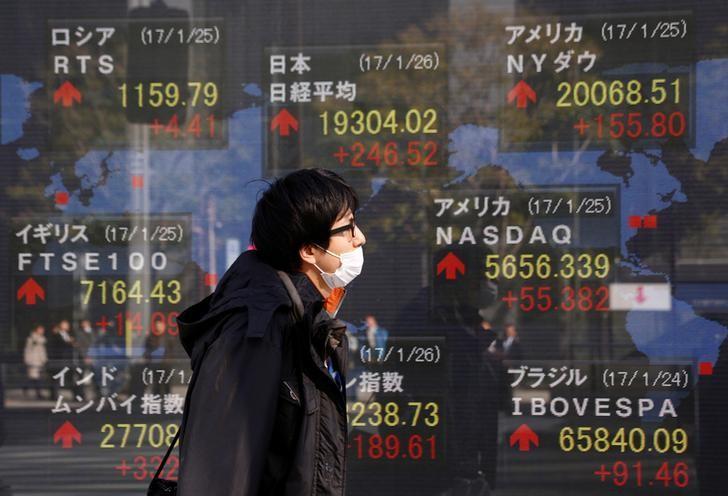 نيكي يرتفع 0.36% في بداية التعامل بطوكيو