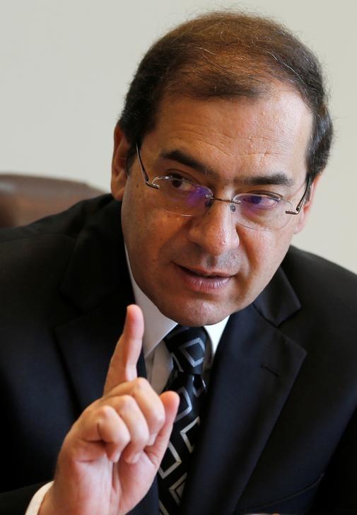 وزير: مصر تنوي استيراد 80 شحنة من الغاز المسال في 2017-2018