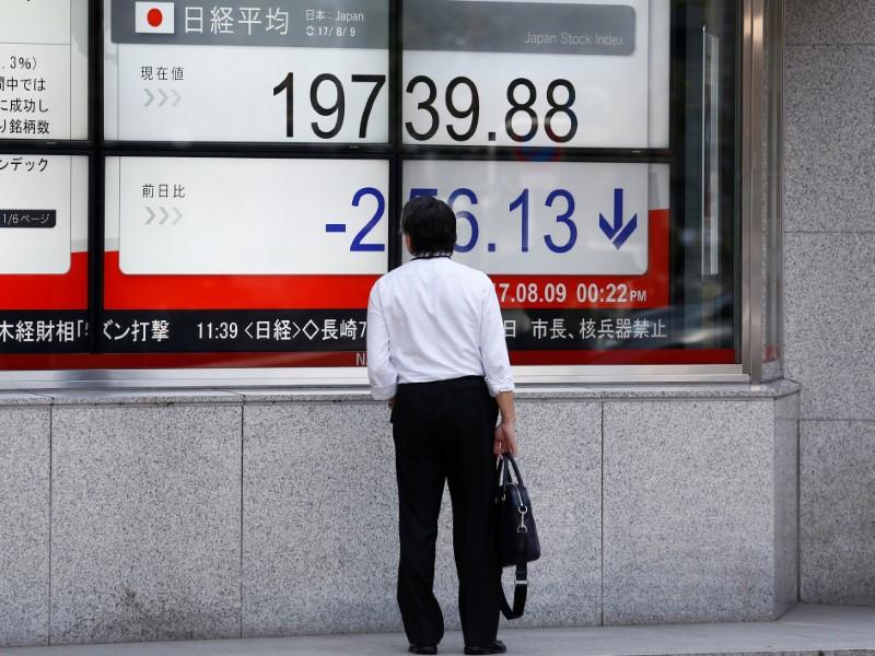 نيكي ينخفض 0.93% في بداية التعامل بطوكيو