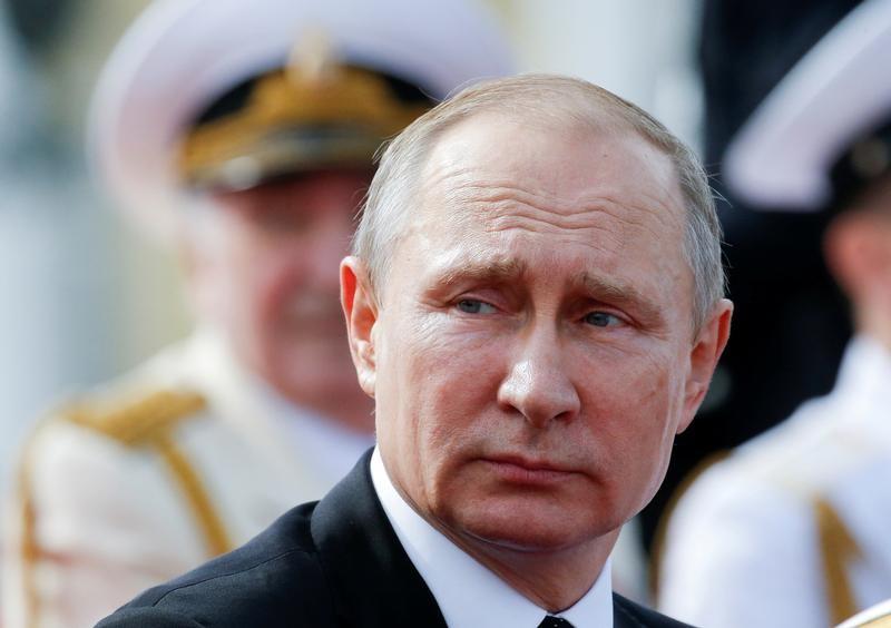 الكرملين: الرئيس الروسي ناقش مشروعات الطاقة مع نظيره الإيراني