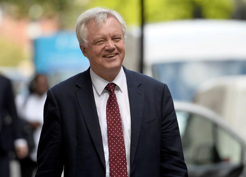 بريطانيا: لن يتم الاتفاق على فاتورة الخروج من الاتحاد الأوروبي بحلول اكتوبر