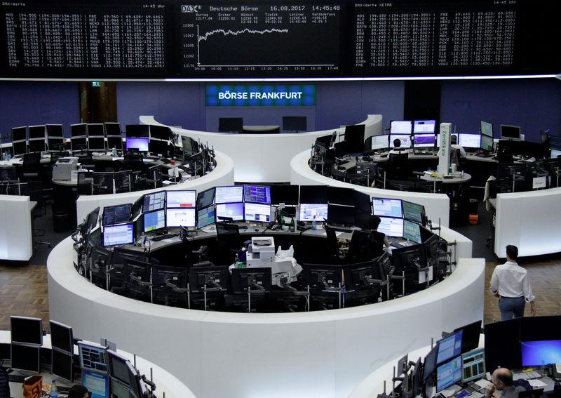 أسهم أوروبا تغلق منخفضة بعد موجة مكاسب مع هبوط قطاعي البنوك والطاقة