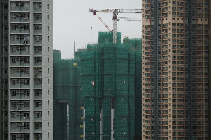 ارتفاع أسعار المنازل الجديدة بالصين 0.4% في يوليو