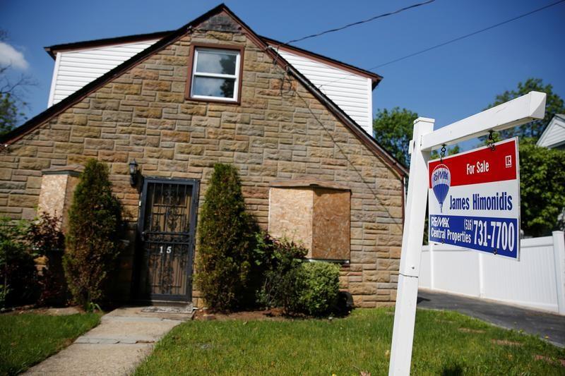 مبيعات المنازل القائمة بأمريكا تنخفض على غير المتوقع في يوليو