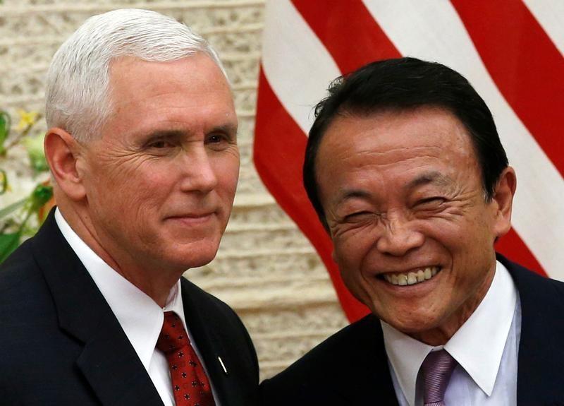 وزير مالية اليابان يجتمع مع نائب الرئيس الأمريكي أوائل سبتمبر لمناقشة الاقتصاد والتجارة