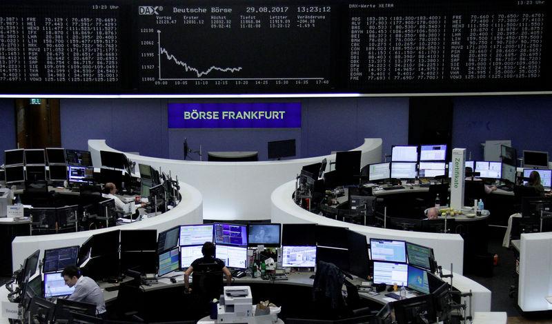 الأسهم الأوروبية تنتعش مع تركز الأنظار على مكاسب قوية للشركات