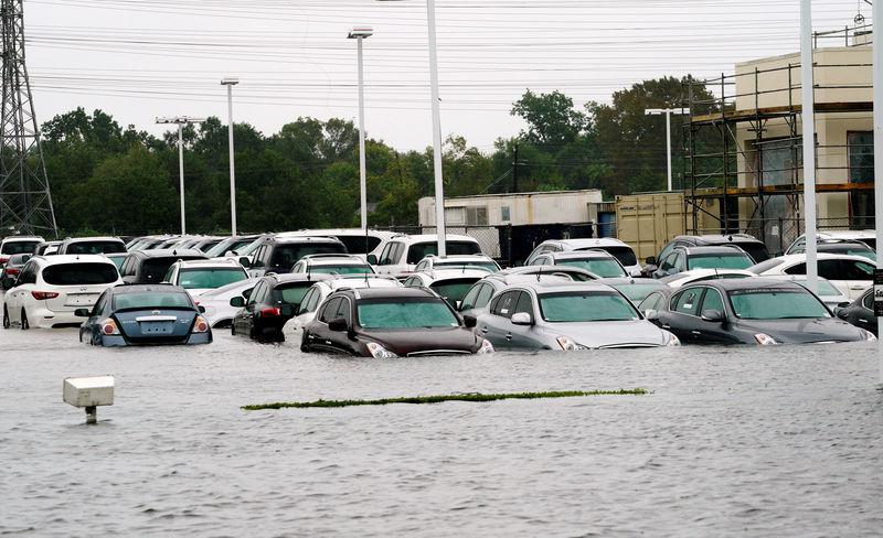 اقتصادي: إعادة الإعمار بعد إعصار هارفي قد تخلق بين 10 و20 ألف فرصة عمل