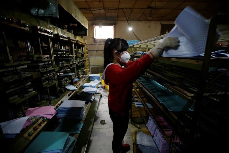 تسارع نمو المصانع الصينية على غير المتوقع في أغسطس
