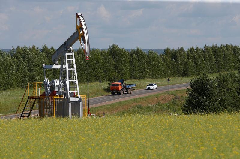 مصادر: إنتاج روسيا من النفط 10.9 مليون ب/ي في أغسطس