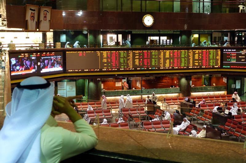 بورصة الكويت تخسر 4.6 مليار دولار من رأسمالها السوقى فى أسبوع