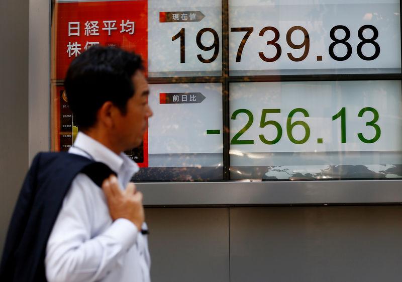 نيكي يرتفع 0.44% في بداية التعامل بطوكيو
