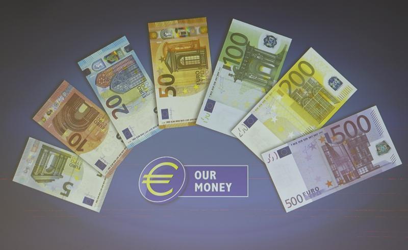 اليورو يصعد لأعلى مستوى في عامين ونصف العام
