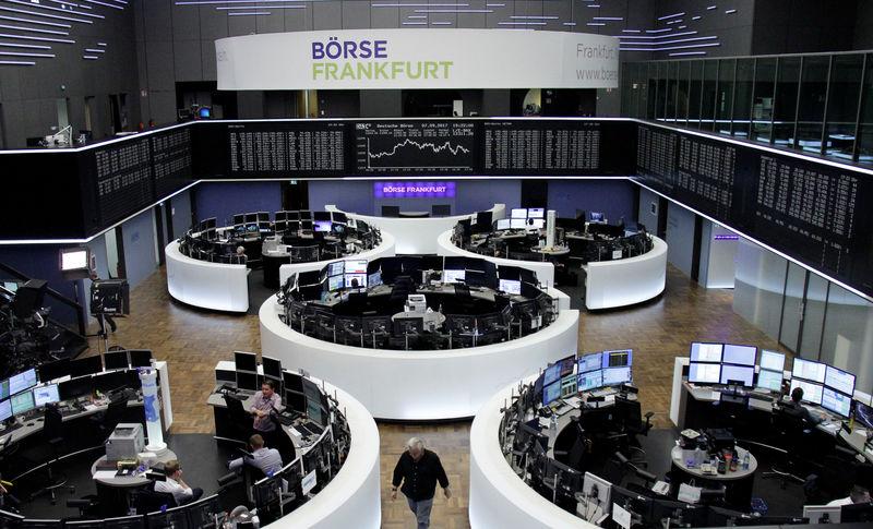مكاسب اليورو تضغط على أسهم أوروبا والبنوك تتفوق في أدائها