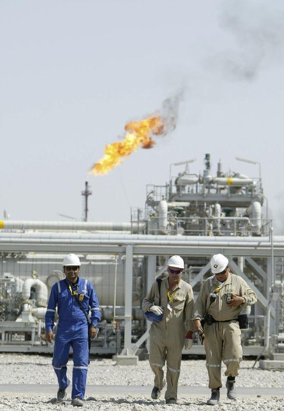 توتال مهتمة بتطوير حقل مجنون النفطي العراقي