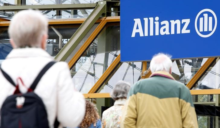 أسهم أوروبا تتعافى صباحا وأليانز تقود شركات التأمين للارتفاع